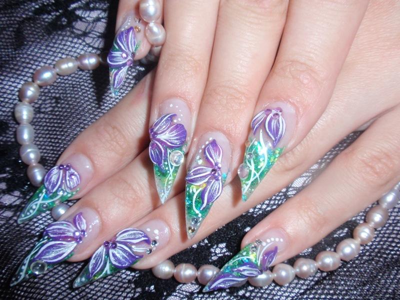 Вы просматриваете изображения у материала: Тамара Королева - парикмахер, визажист, мастер по наращиванию ногтей и ресниц