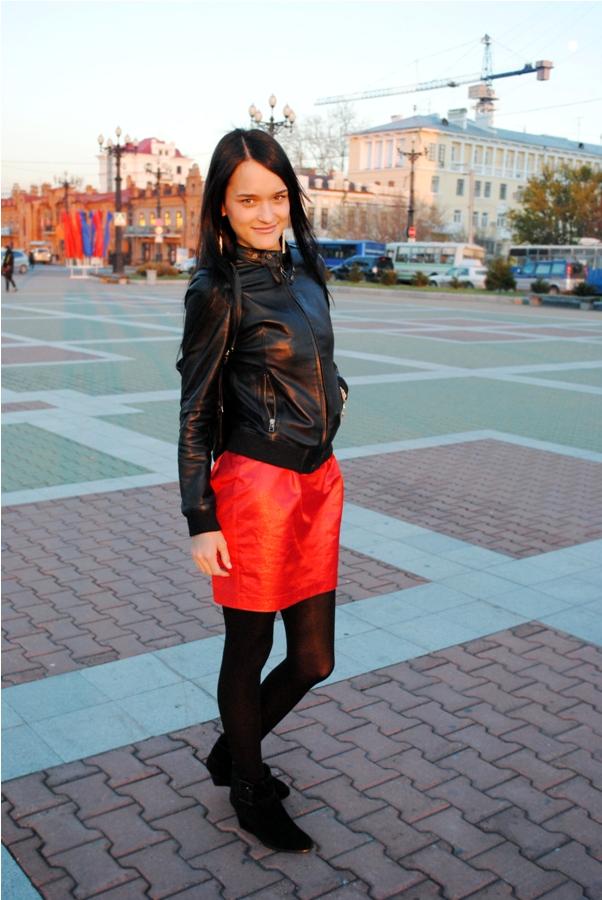 Вы просматриваете изображения у материала: Hab Street Style - октябрь