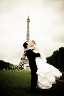 Париж - свадебный салон